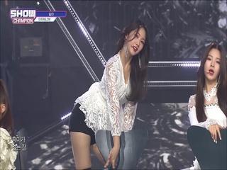 [쇼챔피언 310회] 'EVERGLOW (에버글로우) - 달아 (Moon)' (방송 Clip)