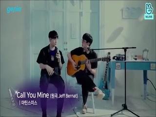 마틴스미스 - [Shape Of You & Call You Mine - Ed Sheeran & Jeff Bernat] 커버 LIVE 영상