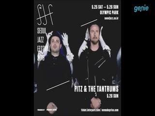 [SEOUL JAZZ FESTIVAL 2019] 'FITZ & THE TANTRUMS' Spot 영상