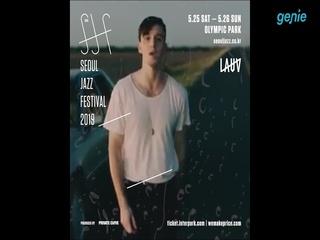 [SEOUL JAZZ FESTIVAL 2019] 'LAUV' Spot 영상