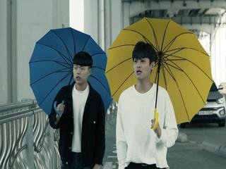오늘,비 (Feat. 1ho & Chan)