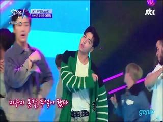 [JTBC 'Stage K'] 'iKON & 미국대표팀'의 '사랑을 했다' 공연 클립 영상