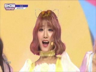 [쇼챔피언 312회] '핑크판타지SHY - 12시야' (방송 Clip)