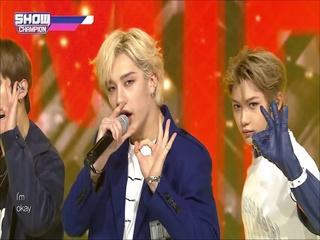 [쇼챔피언 312회] 'Stray Kids (스트레이 키즈) - MIROH' (방송 Clip)