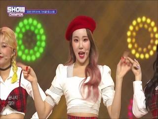 [쇼챔피언 312회] 'MOMOLAND (모모랜드) - I'm So Hot' (방송 Clip)