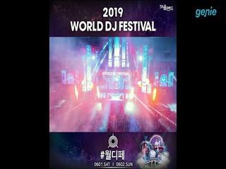[2019 WORLD DJ FESTIVAL KOREA] TEASER