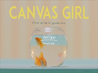 Canvas Girl (Feat. 최자 of 다이나믹 듀오) (Preview)