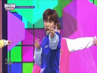 [쇼챔피언 315회] 'DONGKIZ - 놈 (NOM)' (방송 Clip)