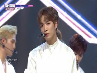 [쇼챔피언 315회] '뉴이스트 - Segno' (방송 Clip)