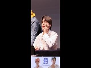 [입덕로그] 'JBJ95' 팬 사인회 '상균' 직캠
