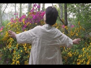 엄마의 프로필 사진은 왜 꽃밭일까