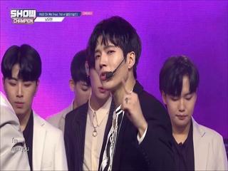 [쇼챔피언 316회] '남우현 - Hold On Me (Feat. TAG of 골든차일드)' (방송 Clip)