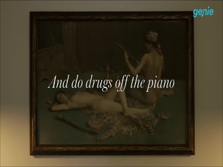 Chilly Gonzales & Jarvis Cocker - [Room29] Lyric Video