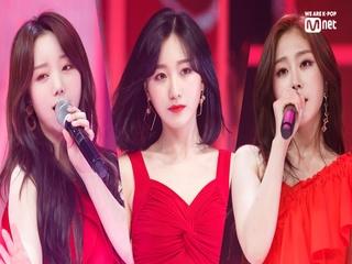 '최초공개' 달콤 하모니 '러블리즈'의 '그 시절 우리가 사랑했던 우리' 무대