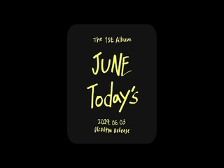준 (JUNE) - 1st Album 'Today's' (Highlight Medley)