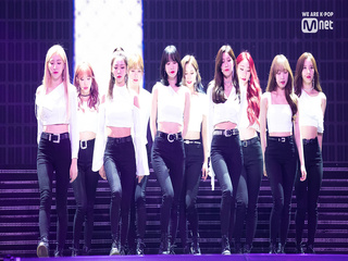 우주소녀(WJSN) - La La Love (Dance Break Ver)|KCON 2019 JAPAN × M COUNTDOWN