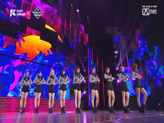 트와이스(TWICE) - INTRO + FANCY|KCON 2019 JAPAN × M COUNTDOWN