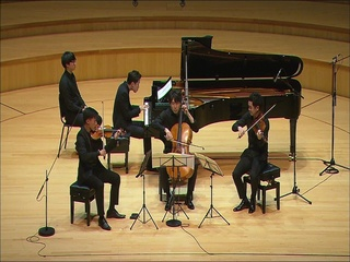 Ensemble Ditto - [Dynamic Round] '브람스 : 피아노 사중주 2번 A장조, 작품 26 - 4. Finale : Allegro' LIVE