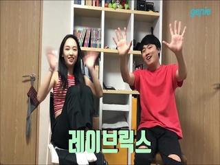 여정 (YEOJEONG) - [뿌이는 뚱뚱해] '레이브릭스' 발매 축하 영상