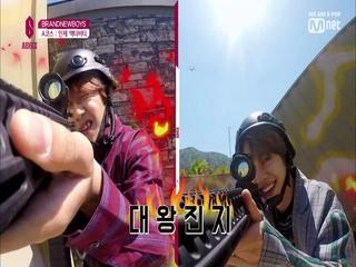 [7회] ′전웅 이리 와!!!′ 분노의 총 게임! (feat. 스나휘퍼)