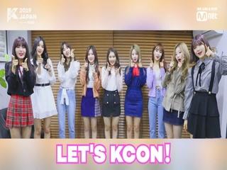 [#KCON2019JAPAN] こんにちは! #NATURE