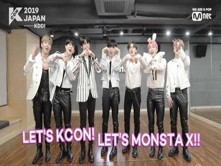 [#KCON2019JAPAN] STAR COUNTDOWN D-5 with #MONSTAX