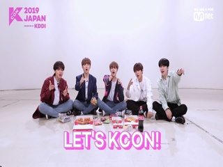 [#KCON2019JAPAN] STAR COUNTDOWN D-10 with #AB6IX