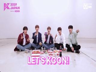 [#KCON2019JAPAN] STAR COUNTDOWN D-10 with #AB6IX