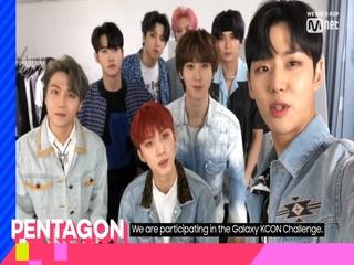 [#KCON2019JAPAN] #GalaxyKCONchallenge #PENTAGON