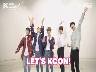 [#KCON2019JAPAN] #AB6IX が選んだ #君の名は?