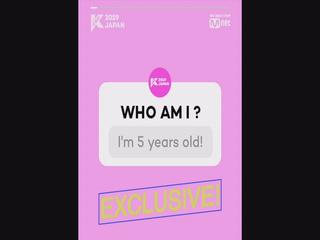 [#KCON2019JAPAN] #5_year_old_IDOLS