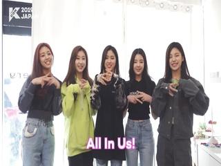 [#KCON2019JAPAN] こんにちは!#ITZY