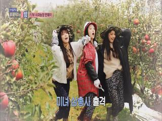 [3회]2017 FW 사과농장 (몸빼) 패션쇼