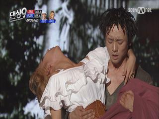 [결승전] 마지막까지 강했다! 김설진, 이지은의 비극적인 사랑을 그린  '노트르담드파리'!