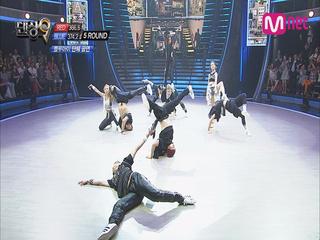 블루아이 단체무대 시즌2 'Bang It To The Curb+Taekwondo'