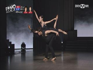 최수진과 이선태의 슬픔을 위로하는 고품격 무대! - 레드윙즈(Directing by 우현영 마스터)