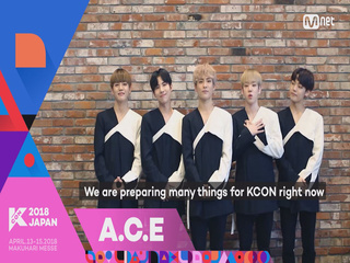 [KCON 2018 JAPAN]Message from CONVENTION ARTISTS