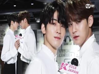 [KCON 2018 JAPAN] STAR COUNTDOWN D-7 RELAY SONG #SEVENTEEN