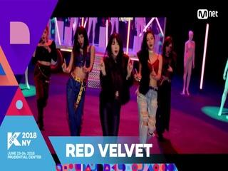 [KCON 2018 NY]5th ARTIST ANNOUNCEMENT_Red Velvet