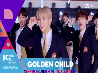 [KCON 2018 NY]6th ARTIST ANNOUNCEMENT_Golden Child