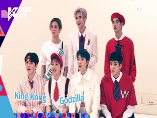 [KCON 2018 NY] LINE-UP RELAY - PENTAGON