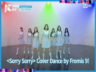 [KCON 2018 NY] STAR COUNTDOWN D-30 fromis_9
