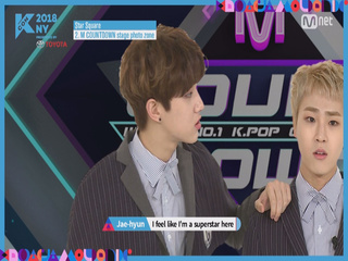 [KCON 2018 NY] STAR COUNTDOWN D-20 Golden Child