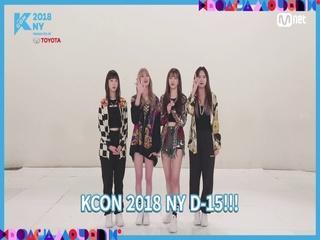 [KCON 2018 NY] STAR COUNTDOWN D-15 EXID