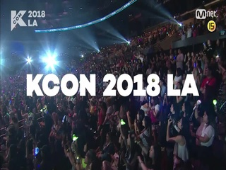 [KCON 2018 LA] See You Soon