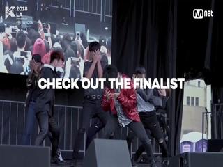 [KCON 2018 LA] COVER STAR K FINALIST