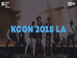 [KCON 2018 LA] COUNTDOWN D-3