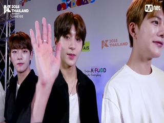 [KCON 2018 THAILAND] HI-TOUCH with #GoldenChild