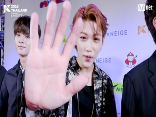 [KCON 2018 THAILAND] HI-TOUCH with #StrayKids