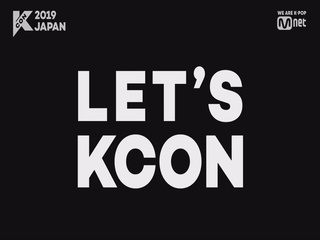 [#KCON2019JAPAN] 3rd Line-up Announcement